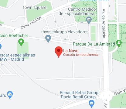 La Nave Madrid